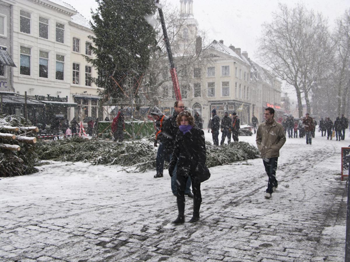 Geen Kerstmarkt Op Grote Markt Breda Dit Jaar