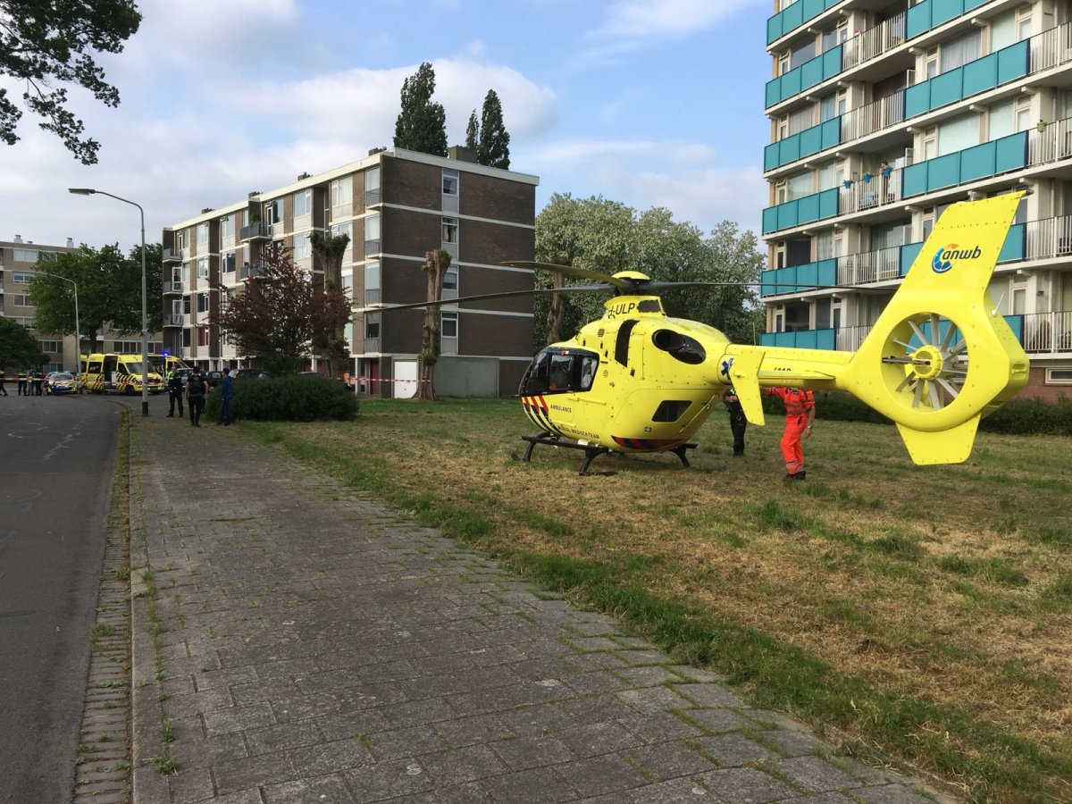 Slachtoffer steekincident is 42-jarige vrouw uit Hoogvliet