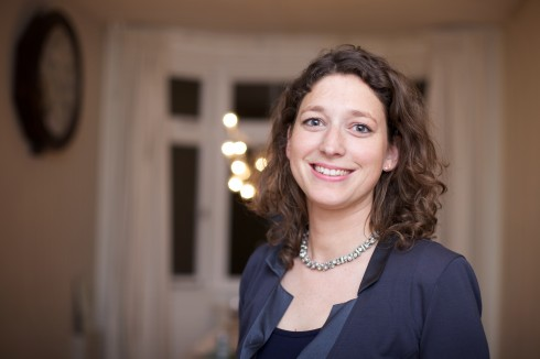 Linda van Beek. foto Sebastiaan Ter Burg