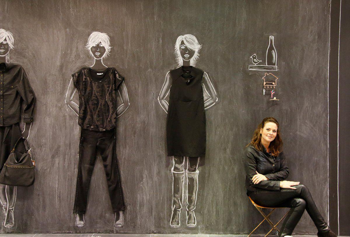 Renee Storimans (foto) en Carina van Geel zijn in mei 2015 begonnen met Loekz.