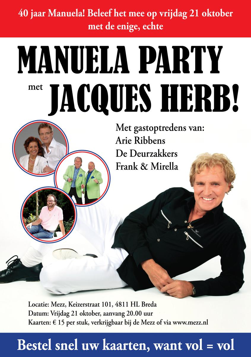 Beeld Jacques Herb Fanclub