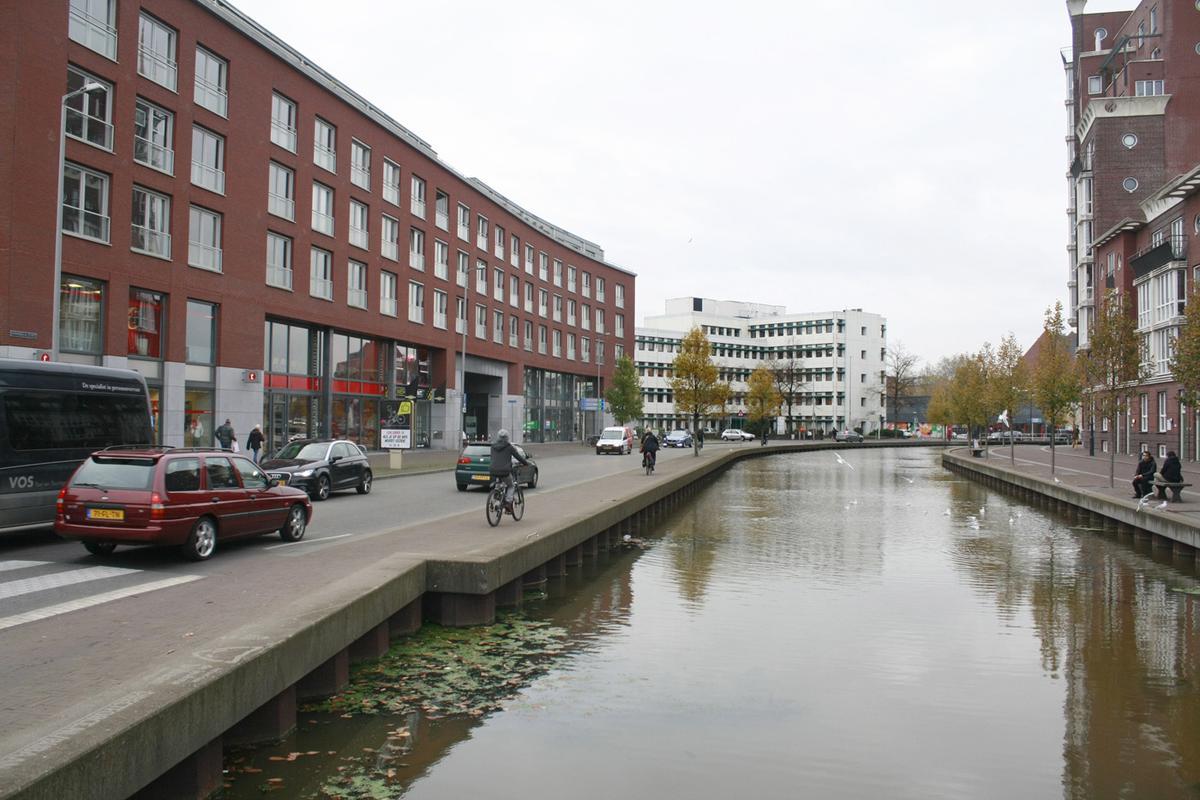 Markendaalseweg en Nieuweweg.