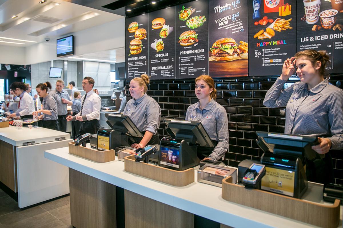 McDonald's Bavelseberg Breepark opent 2 januari om 12.00 uur. Het is de vierde McDonald's in Breda.