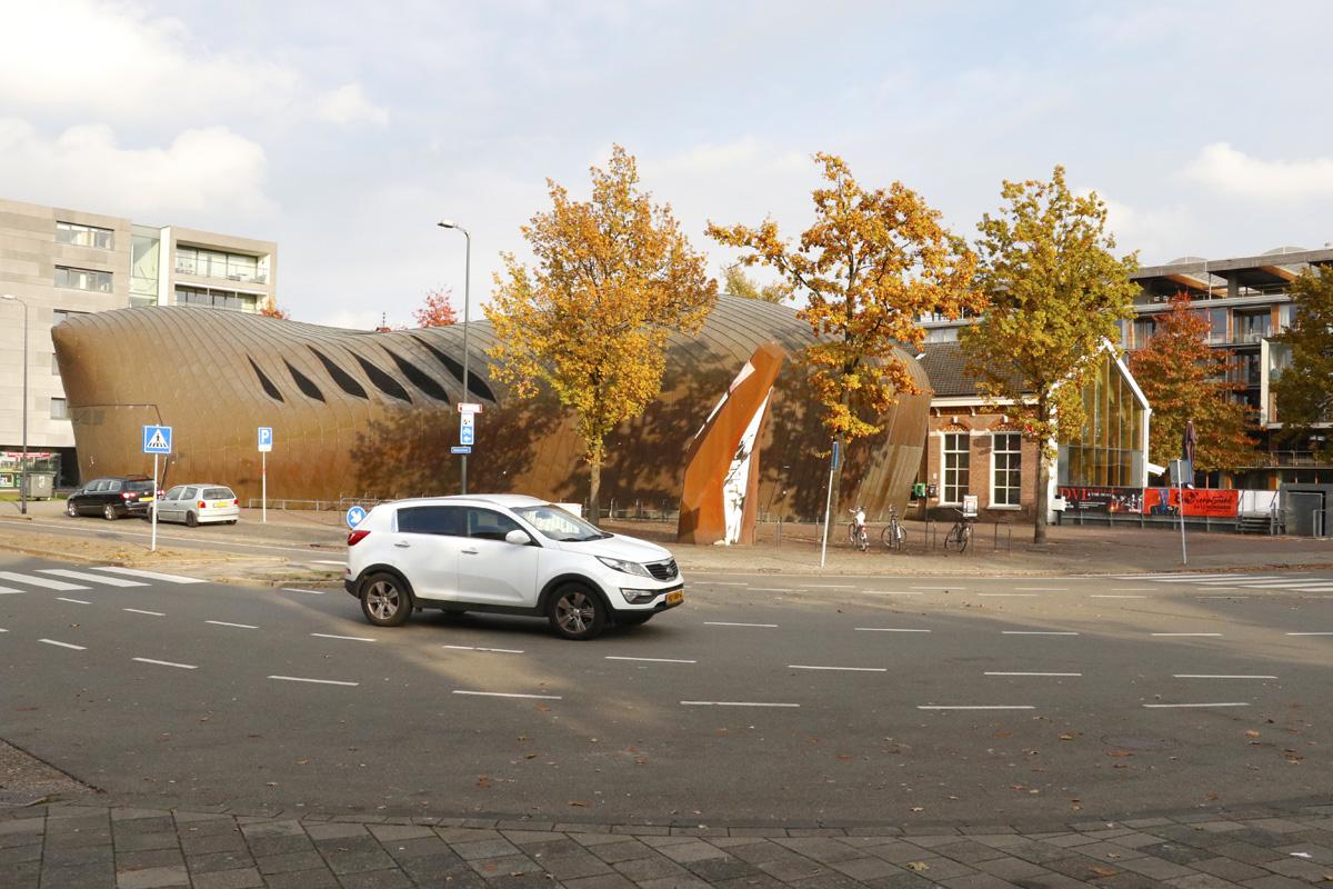 Mezz aan de Keizerstraat, 8 november 2016.