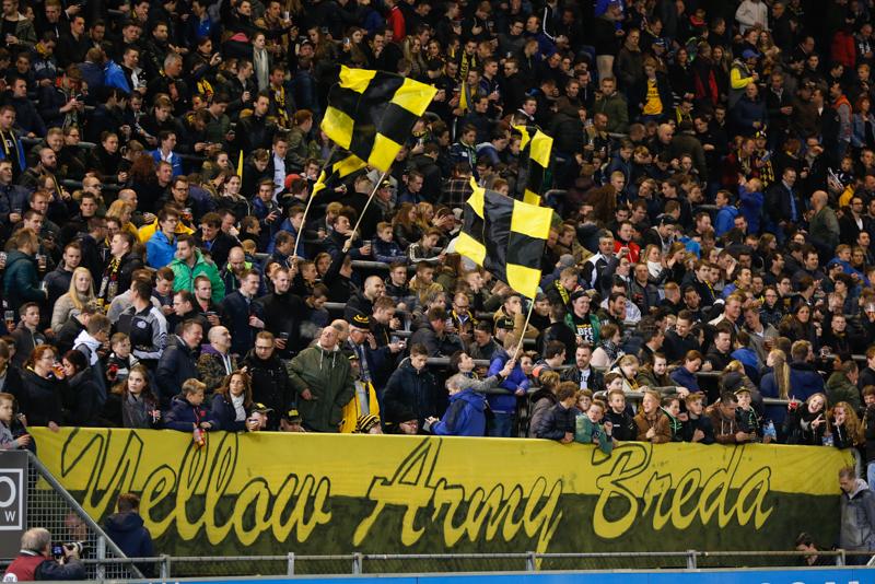 NAC speelde vrijdag 22 april met 1-1 gelijk tegen Almere City.