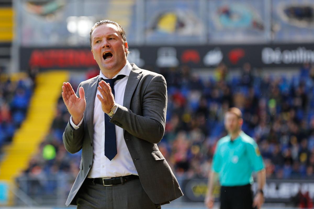 NAC heeft paasmaandag 17 april met 3-3 gelijkgespeeld tegen Eindhoven.