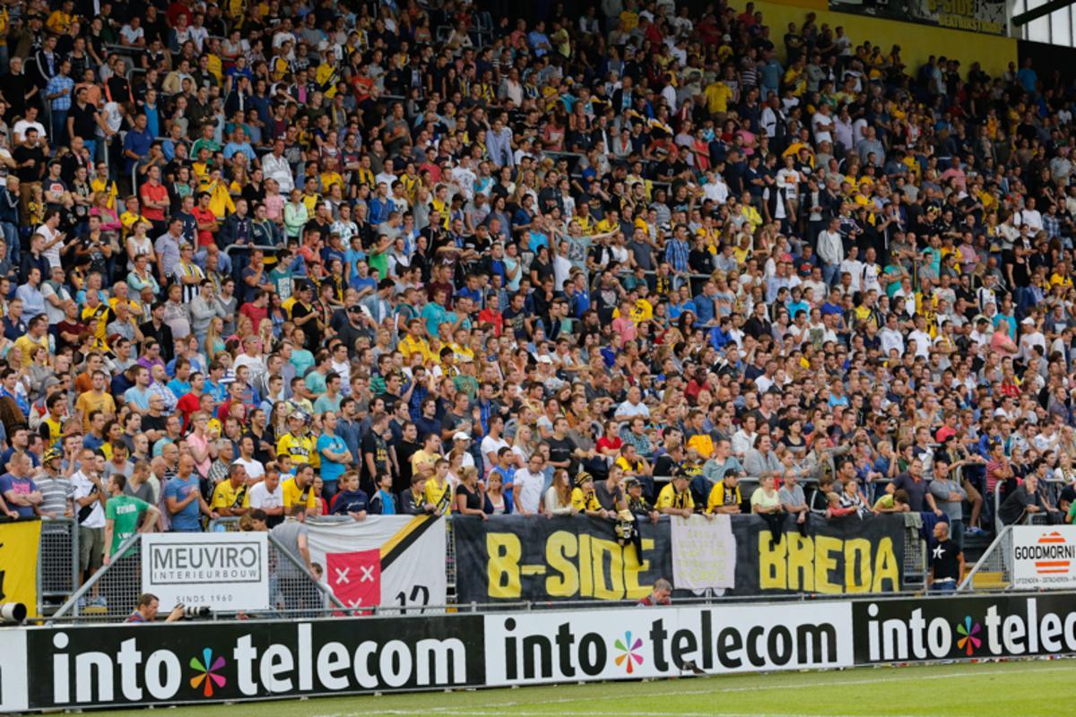 NAC speelt met 1-1 gelijk tegen Excelsior. Deze wedstrijd betekende voor Jelle ten Rouwelaar een record: 205 wedstrijden achtereen in de eredivisie.