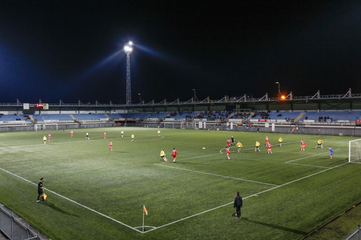 NAC heeft met 2-4 verloren van Kortrijk in de winterstop van seizoen 2015/2016.
