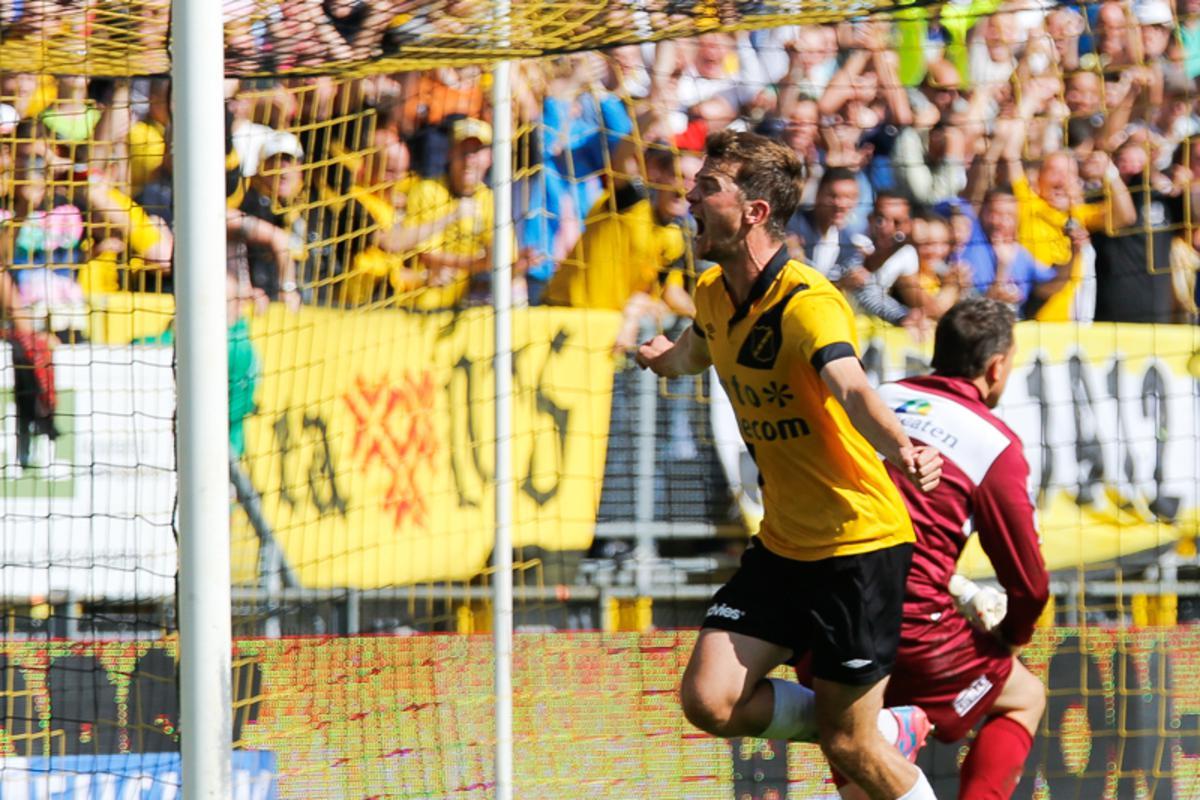 NAC wint met 3-1 van PEC Zwolle