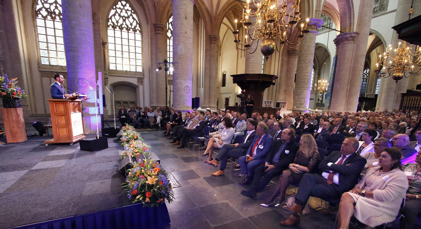 De Nassaulezing van Klaas Dijkhoff, dinsdag 28 juni 2016.