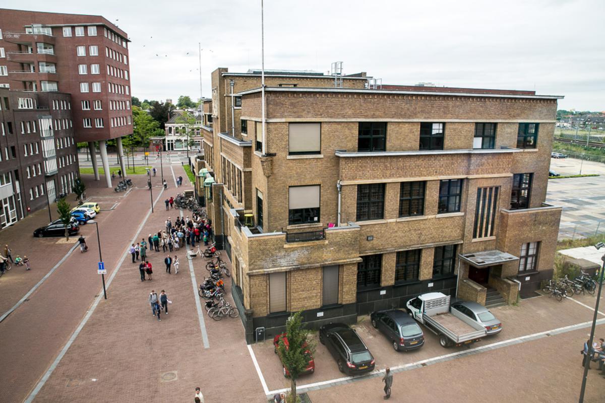 De Koepel, de brouwerij, de Faam en tal van andere iconen van Breda hielden open huis tijdens de Open Monumentendag.