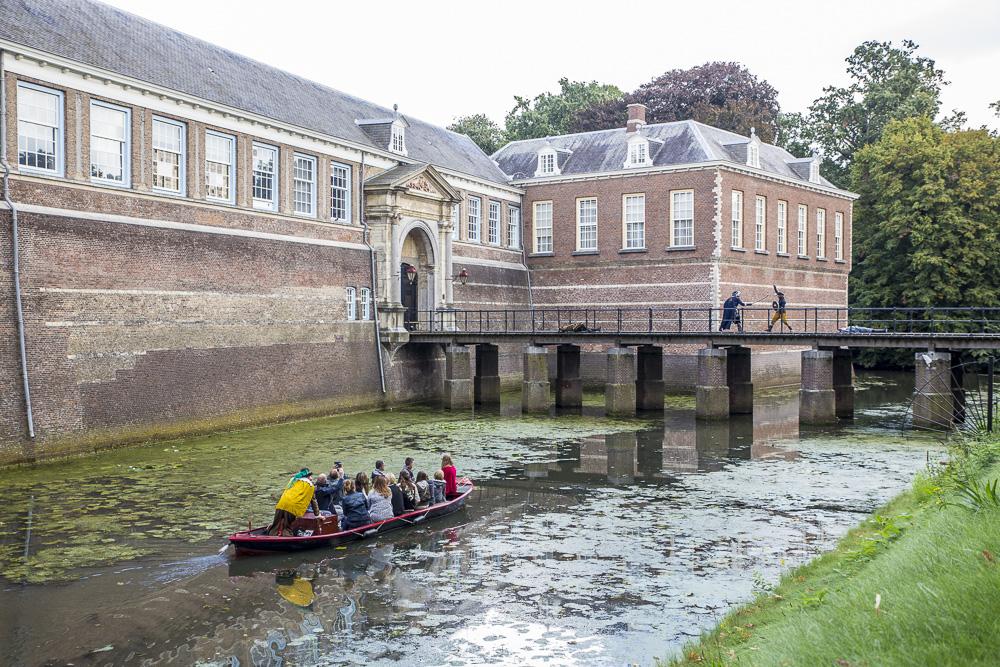 De Koepel, het Turfschip, het luiden van de klokken en een bezoekje aan de raadszaal: Open Monumentendag 2017.