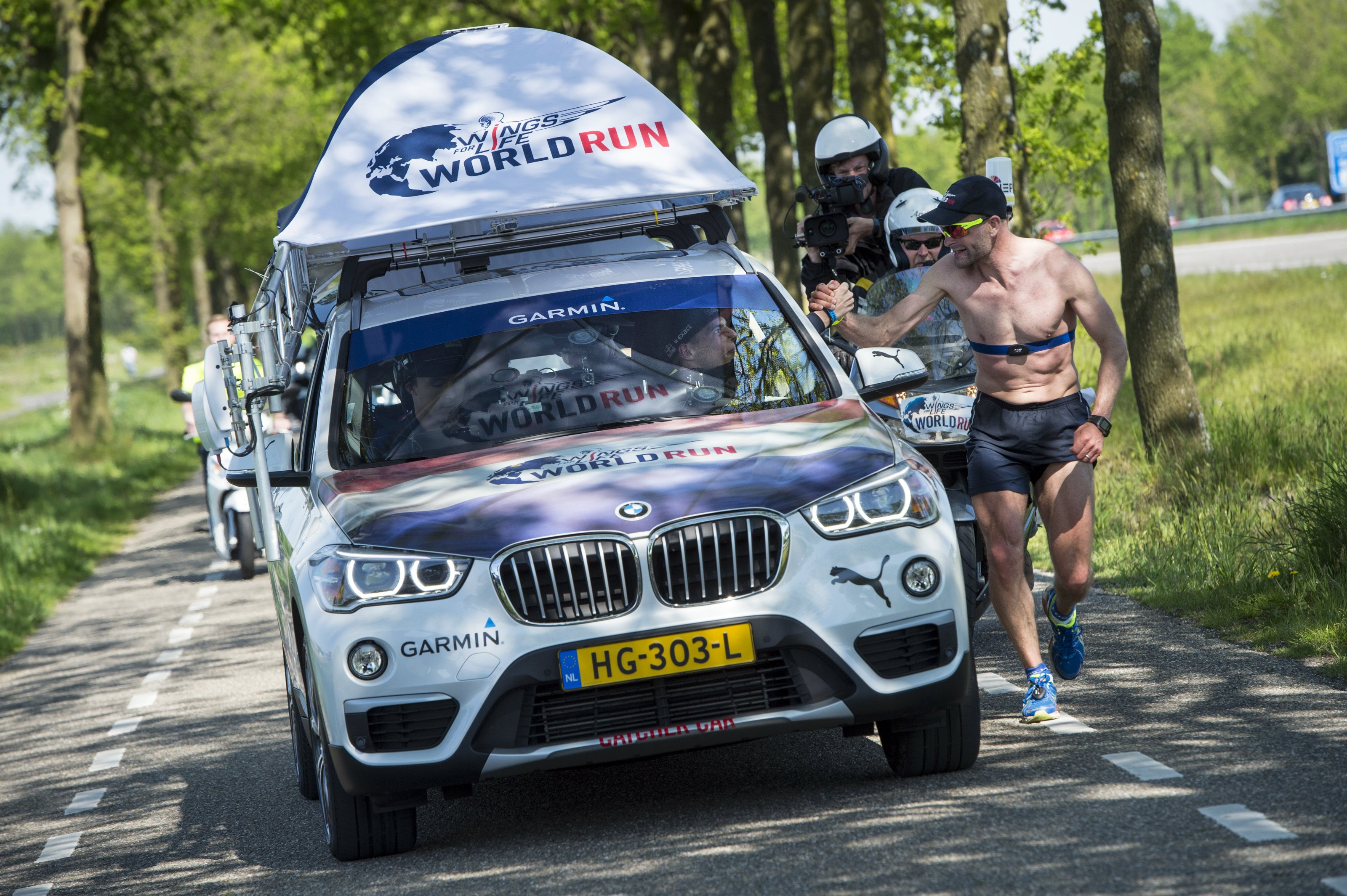 De Wings for LIfe World Run 2016.