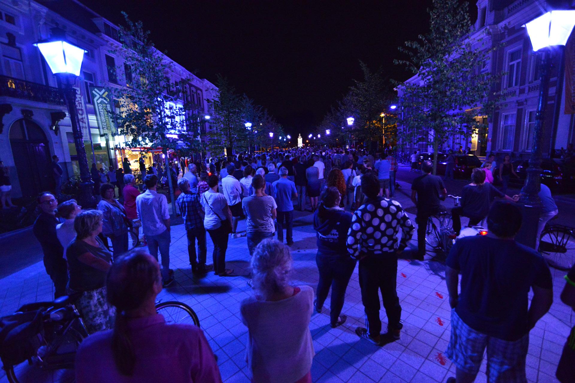 8400 lantaarnpalen in Breda krijgen LED-verlichting