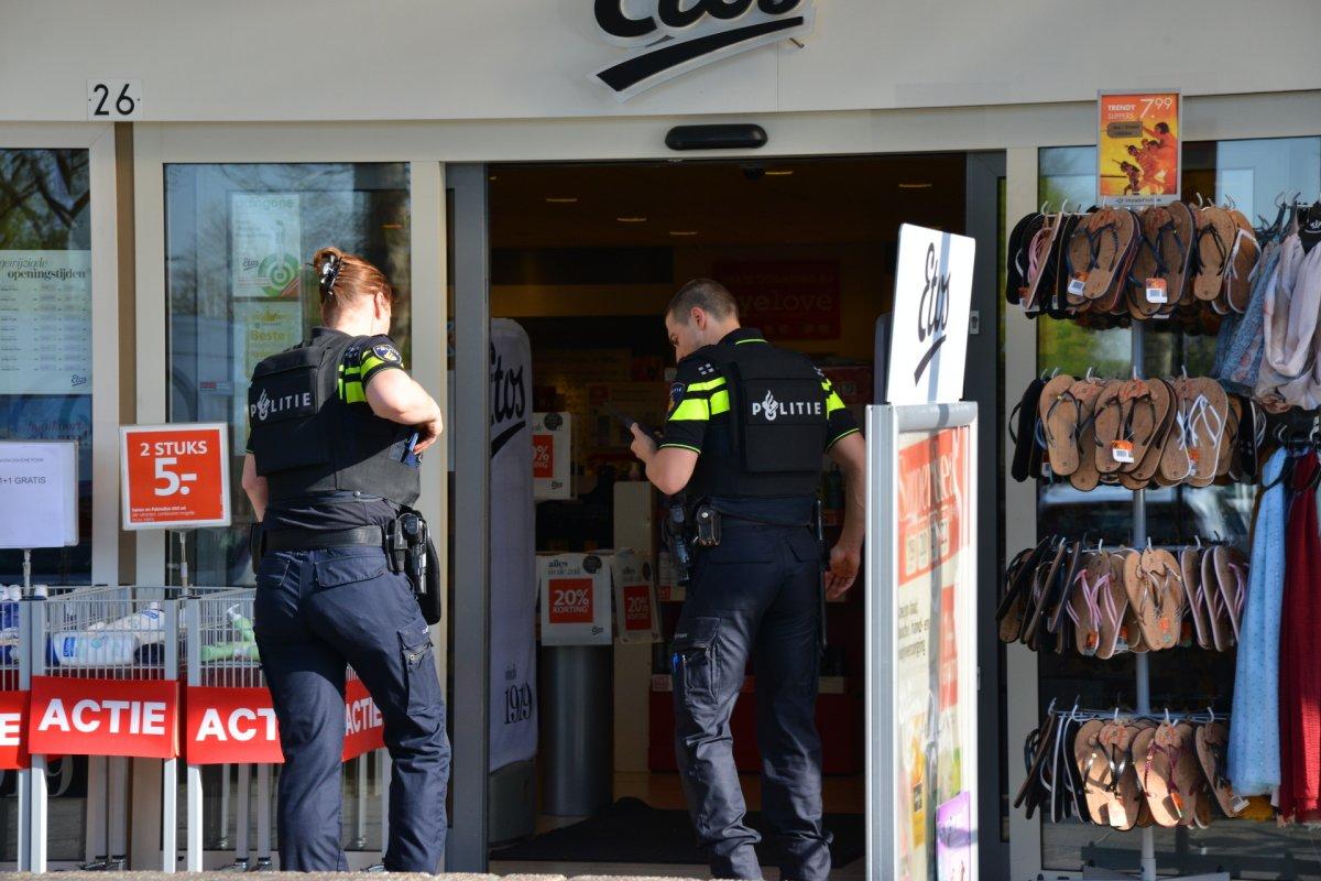 Overvaller drogisterijen Ulvenhout en Heusdenhout aangehouden