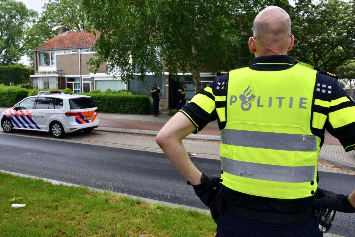 Update: Woning Sint Ignatiusstraat afgezet in verband met eerder incident Bergschot