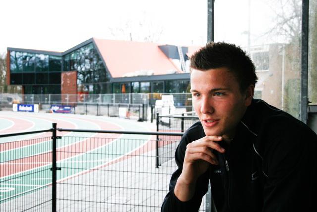 Sprint-atleet Pieter Braun. foto AV Sprint