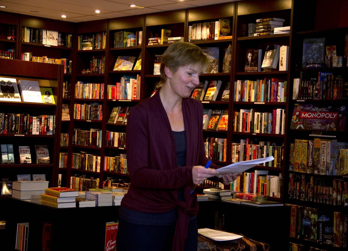 Feestelijke presentatie 'Bezig Breda' van Hennie van de Kar. foto Patricia Rompa