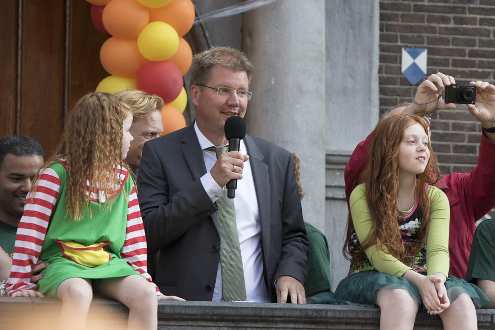De Redhead Days in Breda, zondag 3 september 2017.