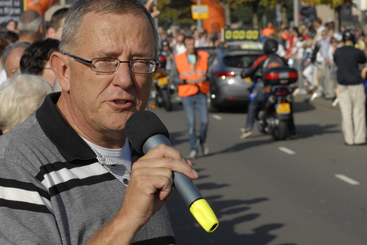 Eerste onderdeel van de Singelloop 2011 in Breda. De Vijf kilometer. foto Wijnand Nijs