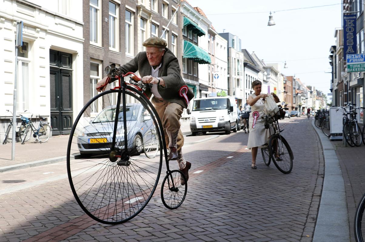 Nieuwe editie van fietsfiesta modderrit en tweed ride