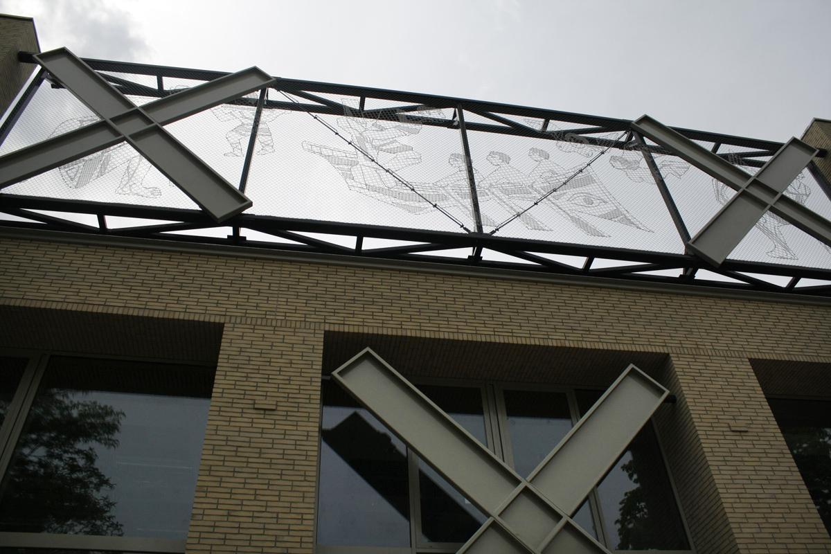 Het Stedelijk Gymnasium gaat na de zomer open. BredaVandaag.nl ging nu vast op bezoek. foto Wijnand Nijs