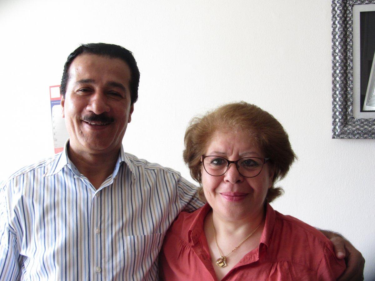 Mounir en Jumana Kayali zoeken hun weg in Breda.