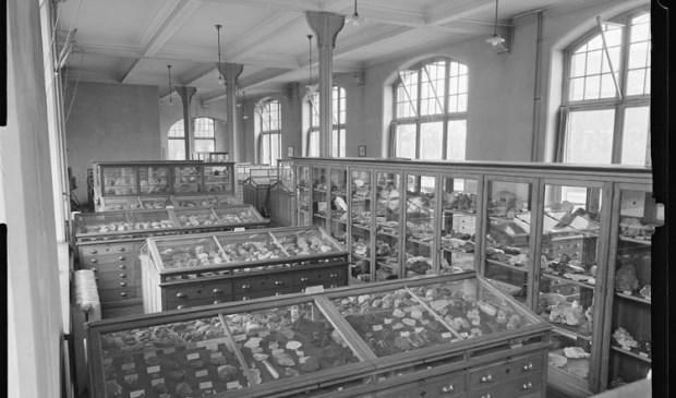 In het Mineralogisch Geologisch Museum is veel te zien.