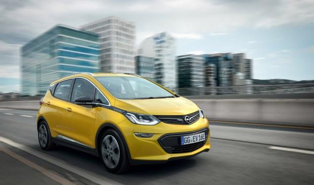 Opel Ampera E Elektrisch Met Groot Bereik Delft Op Zondag