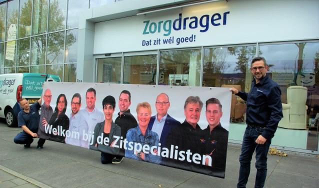Steef van der Kruit en de Nederlandse Vereniging van Zitspecialisten.