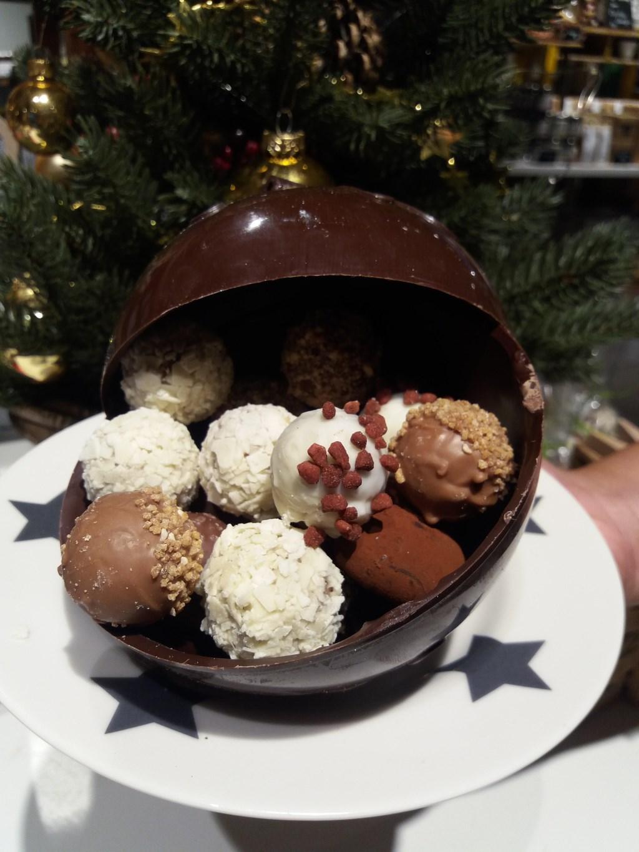 Zelf chocolade truffels maken: dat kan bij Van Maanen.