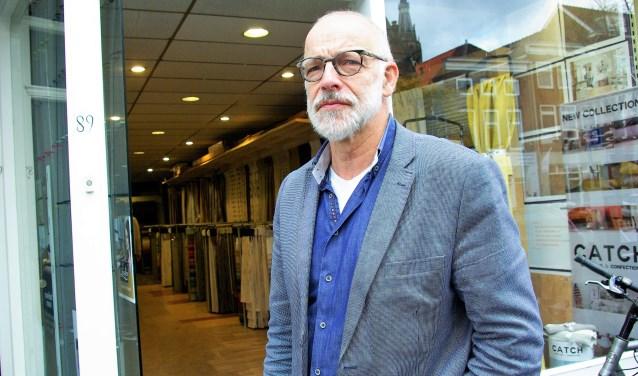 Dick van Witteloostuijn is nog tot 1 januari 2018 in de winkel aan de Koornmarkt te vinden. Daarna verricht hij z'n werkzaamheden elders.