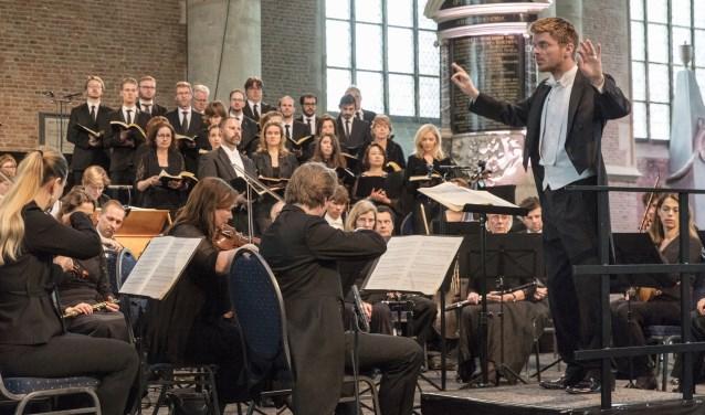 Bachkoor Holland komt 16 december naar de Nieuwe Kerk.