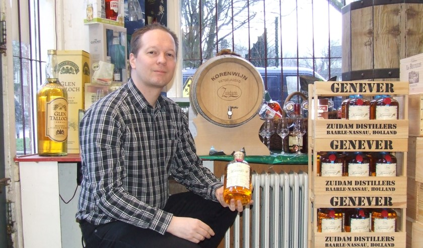 Benieuwd hoe Korenwijn smaakt? Kom gerust even proeven bij De Wijnstok! (Foto: EvE)