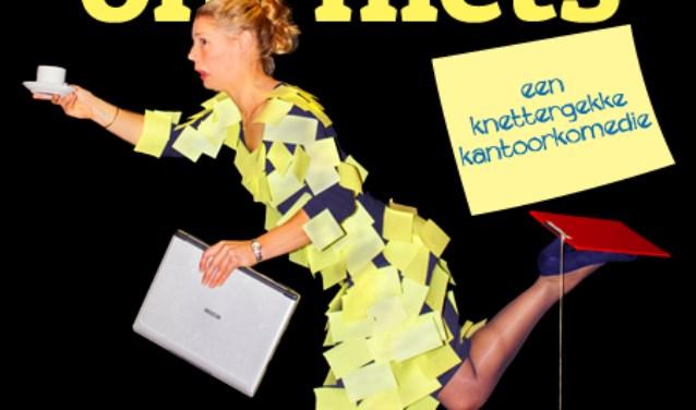 De Flits speelt vanaf 18 maart 'Veel Gedoe Om Niets'.