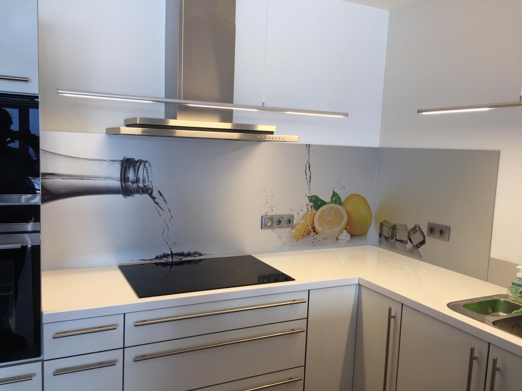 Keuken Achterwand Foto : Inspiratie voor keukens glazz