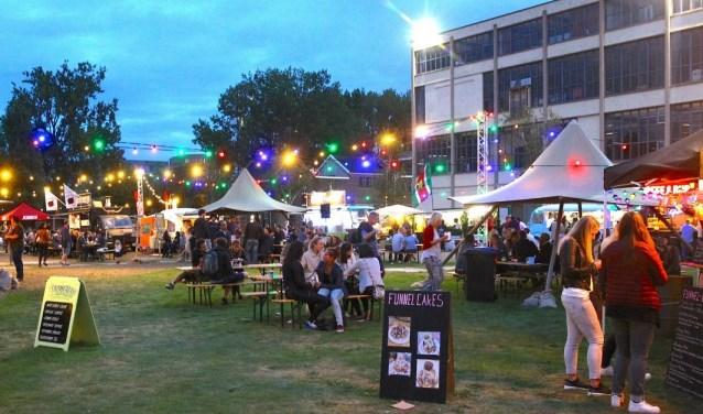 Foodfestival Rrrollend strijkt 5, 6 en 7 mei neer bij Lijm & Cultuur.