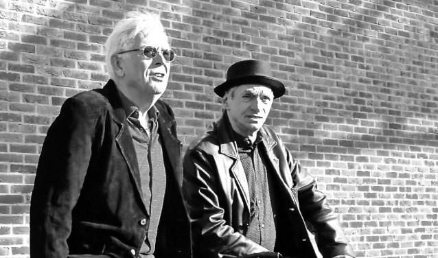Ferdinand Bakker (links) en Michel van Dijk: 'Telkens weer melodielijnen ontdekken' (Foto: Henk de Kat)