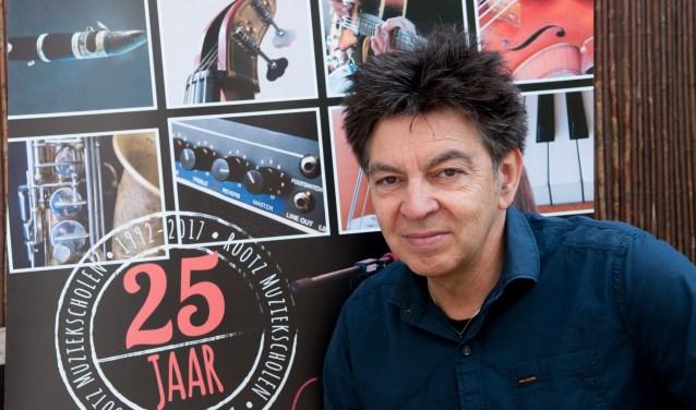 Guus Jochems is trots op zijn school, zijn docenten en zijn leerlingen. (Foto: PR)
