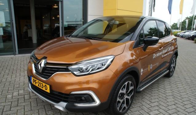 De introductie van de vernieuwde Renault Captur bij Autohaag Zeeuw.