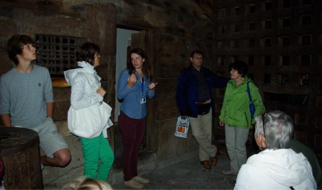De zomervakantie is begonnen, dus zijn er weer rondleidingen in stadsgevangenis Het Steen.