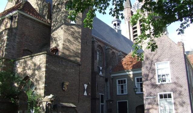Met de Rotterdampas kun je bijvoorbeeld gratis naar een museum zoals het Prinsenhof. (Foto: EvE)