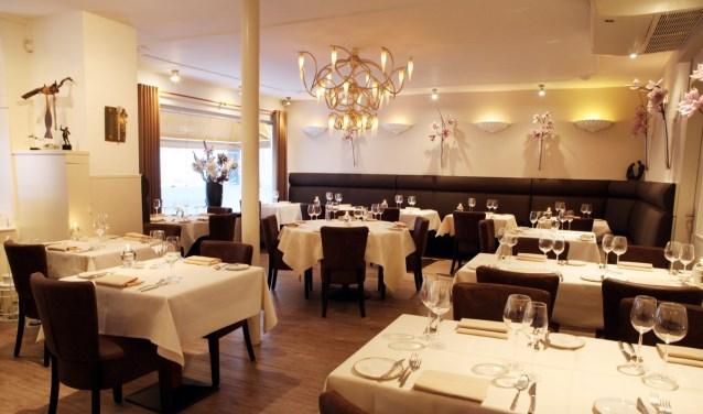 Restaurant Les Copains staat bekend als het visrestaurant.