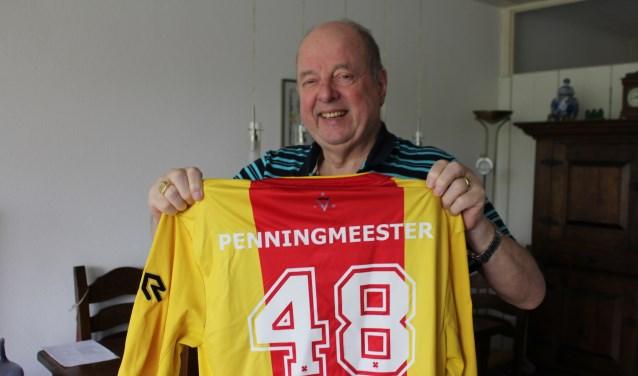 Kees Noordhuizen is al een leven lang trouw aan SEP. Hij was maar liefst 48 jaar penningmeester.
