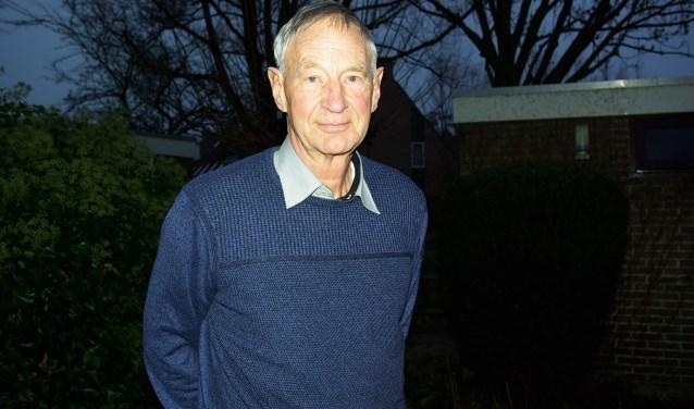 Jan Sikking maakte de gloriejaren van het Nederlandse basketbal mee en was captain van het roemruchte Raak-Punch team dat in 1975 landskampioen werd. (foto: Jesper Neeleman)