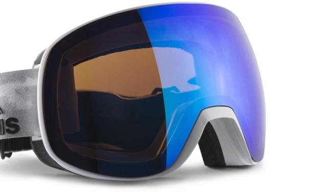 Trompper Optiek aan de Burgwal: ook voor de mooiste goggles voor de wintersport.