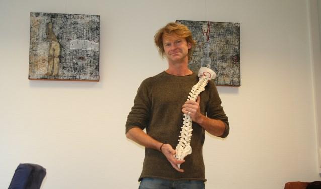 Peter Rekveldt van Osteopathie Delft