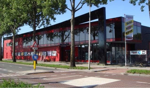 IJzerhandel Zwaard is gevestigd aan de Ampèreweg 1, Bedrijvenkring SchieOevers