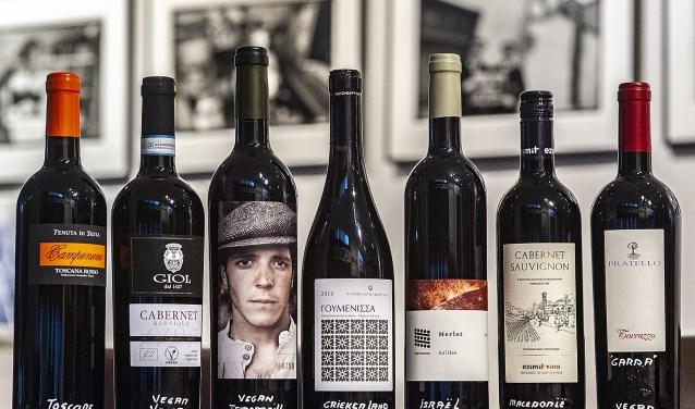 Wijnen uit alle streken en in alle smaken te koop bij Wijnhuys Kinésis