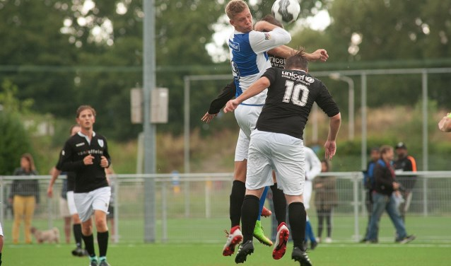 Sven Paternot promoveerde de afgelopen vijf seizoenen tweemaal met Wippolder en hoopt deze jaargang met zijn club de stap naar de eerste klasse te zetten. (foto: Roel van Dorsten)